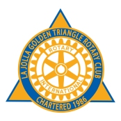 La Jolla Golden triangel Rotary Club logo 2014-01-01
